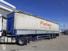 Guillen SP3 semi-trailer used flatbed