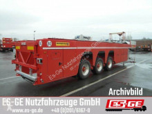 Faymonville 3-Achs-Innenlader - LIGHT - 3 x LASI semi-trailer used flatbed