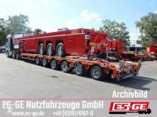 Faymonville flatbed semi-trailer 6-Achs-Satteltieflader - hydr. gelenkt