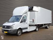 Volkswagen refrigerated van CRAFTER BE COMBI / CARRIER 1150KOEL COMBI / LAADKLEP
