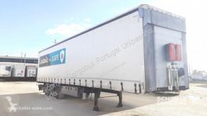 Fliegl tautliner semi-trailer Lona para empurrar Mega
