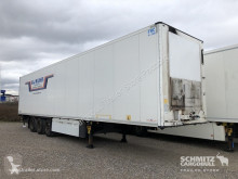 Schmitz Cargobull Tiefkühler Fleischhang semi-trailer used insulated