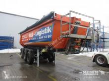 Semirimorchio Schmitz Cargobull Kipper Stahlrundmulde 27m³ ribaltabile usato