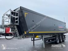 Schmitz Cargobull Kipper Alukastenmulde 47m³ semi-trailer used tipper
