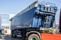 Stas M alu - 55 3 semi-trailer used tipper