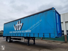 Netam City Trailer Schuifzeil / Schuifdak / APK: 16-05-2021 semi-trailer used flatbed
