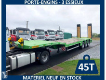 Scorpion heavy equipment transport semi-trailer Porte-engins neuf 45T