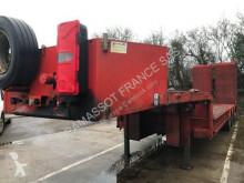 ACTM heavy equipment transport semi-trailer S44315
