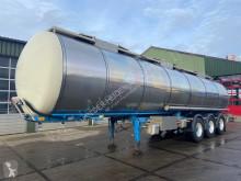 Semirimorchio cisterna LAG 0-3-39 CN | Capaciteit 34.000 Liter | 3 Kamers