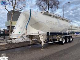 Spitzer tanker semi-trailer Silo 36000 Liter, Silo / Bulk