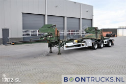 Steelbro container semi-trailer SB380G SIDE LOADER | 2x20-30-40ft HC * OWN HYDRAULICS * APK 12-2021