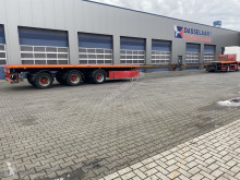 Nooteboom flatbed semi-trailer OVB-48VV - 28.66 Mtr - Powersteered / Gelenkt, Remote- Fernbedienung