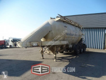 Metalovouga semi-trailer used concrete