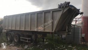 Benalu semi-trailer used construction dump