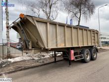 Sættevogn General Trailers kipper Steel Suspension ske brugt