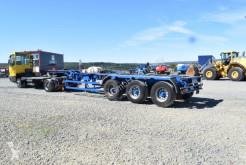 Schmitz Cargobull chassis semi-trailer BFL (Schmitz) / Ausziehbar