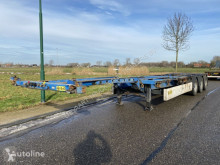 Semi remorque porte containers Krone Chassis / 20-2x20-40 FT / BPW Axles / NL Trailer