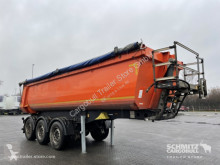 Sættevogn Schmitz Cargobull Kipper Stahlrundmulde 27m³ ske brugt