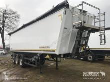 Sættevogn Schmitz Cargobull Kipper Alukastenmulde 52m³ ske brugt