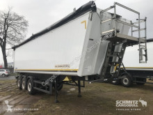 Semi reboque basculante Schmitz Cargobull Kipper Alukastenmulde 52m³