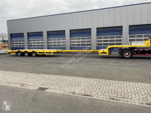 Broshuis heavy equipment transport semi-trailer 31N5, Semi, Lier/Winch/Winde , 2 Drive-Heights, 85 cm, Extandable, Widable, Recovery