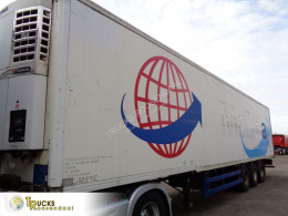 + Thermo King semi-trailer used mono temperature refrigerated