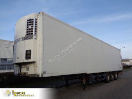 Mono temperature refrigerated semi-trailer GA12MR + + Thermo King