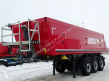 Schmitz Cargobull TIPEPR 26 M3/ LIFTED AXLE / PERFECT CONDITION semi-trailer used tarp