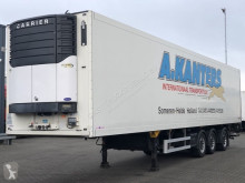Semi remorque Schmitz Cargobull CARRIER / OV-LAADKLEP / STUUR-AS frigo mono température occasion