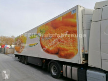 Schmitz Cargobull insulated semi-trailer SKO24/L-13.4 FP 60-Rohrbahnen-LIFT- Thermo King