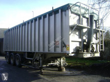 Stas semi-trailer used cereal tipper