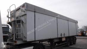 Semitrailer flak spannmål Benalu 60m3