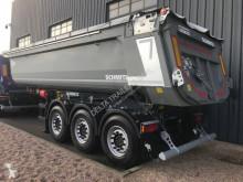 Semirimorchio ribaltabile Schmitz Cargobull SKI 22m 3 - Porte hydraulique