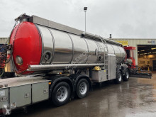 VM Semi Bitumen Sprayer Trailer 25.000L Good Condition