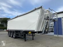 Semi remorque benne Schmitz Cargobull SKI 24 SL 9.6 3 Achse Alu Muldenkipper 52 M³