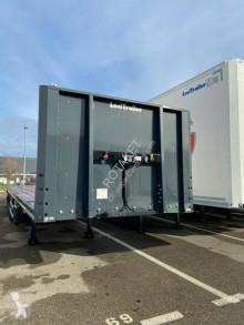 Lecitrailer full arrimage KTL 3 essieux neuve semi-trailer new flatbed