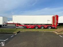 Semirimorchio Lecitrailer renforcé 3 essieux neuve trasporto macchinari nuovo