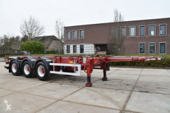 Semirimorchio portacontainers Burg O-3-39 CD - ADR FL - 1 LIFT AXLE - BPW AXLES - ALCOA - TOP CONDITION -