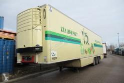 Sættevogn Chereau Frigo Trailer / Carrier Maxima 1200 / 2008 køleskab monotemperatur brugt