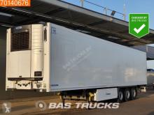Semirimorchio frigo monotemperatura Krone Carrier Vector 1550 2x Liftaxle Doppelstock Palettenkasten
