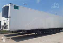 Schmitz Cargobull SKO semi-trailer used multi temperature refrigerated