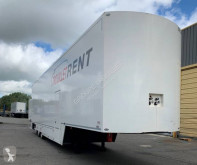 Trouillet car carrier semi-trailer SEMI REMORQUE 26T PORTE VOITURES 6 PLACES AVEC HAYON A COLONNE