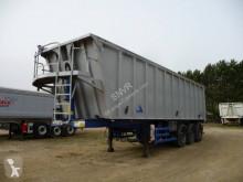 Semirimorchio Stas Benne céréalière 50m3 ribaltabile trasporto cereali usato