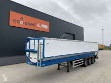 Semi remorque déchargeur automatique Bulthuis Belt unloader, SAF INTRADISC, empty weight: 4.950kg, NL-trailer
