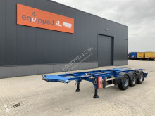 Burg container semi-trailer 20FT/30FT, BPW, ADR (EXII, EXIII, FL, OX, AT), NL-CHASSIS