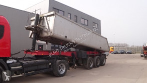 Semirimorchio ribaltabile Heuser FREINS TAMBOURS / DRUM BRAKES / CHASSIS STEEL & TIPPER ALU / CHASSIS FER & BENNE ALU)