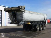 Schwarzmüller tipper semi-trailer SK*Liftachse*Alumulde*TÜV*Ele