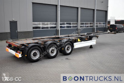 Krone SD semi-trailer used container