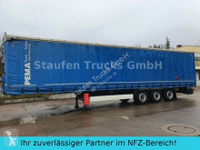 Sættevogn palletransport Krone SD Standard XL Zert Tautliner BPW Liftachse