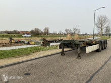 Semirimorchio portacontainers Krone Chassis / 20-2x20-40 FT / BPW Axles / NL Trailer